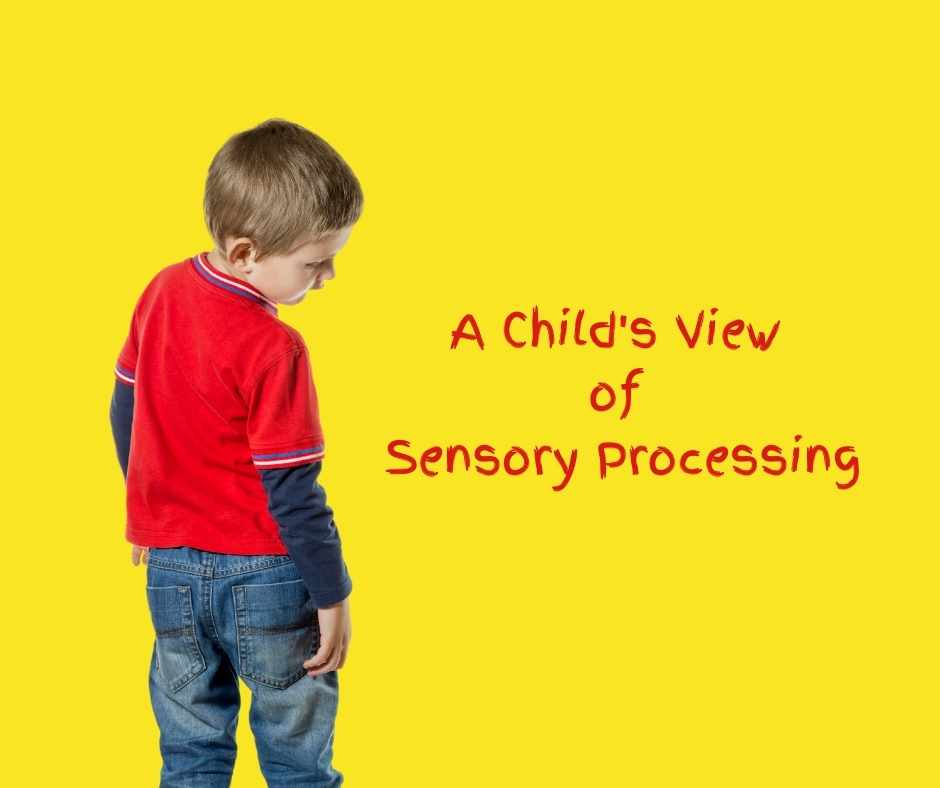 A Child's View of Sensory Processing